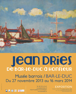 Exposition Jean Dries