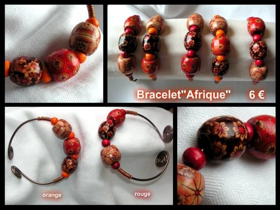 bracelet afrique