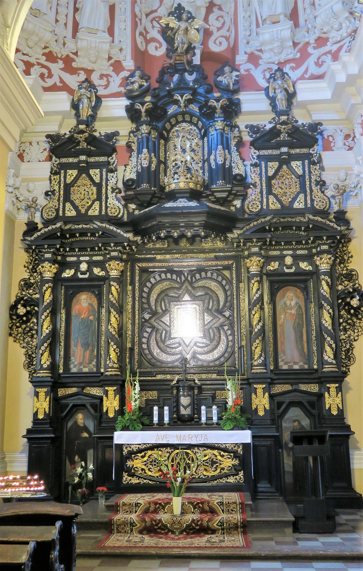 L'église des Franciscains