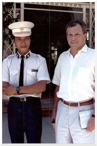 Saïgon. Ho Chi Min Vietnam