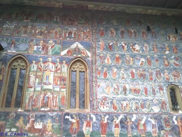 Monastère de Sucevita 9d
