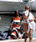 Beyoncé, Jay-Z et Blue Ivy à St. Barth