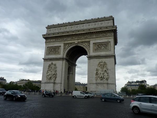 08 - Arc de Triomphe