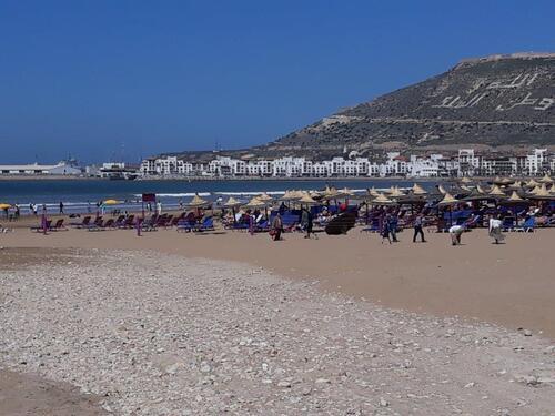 Une belle plage