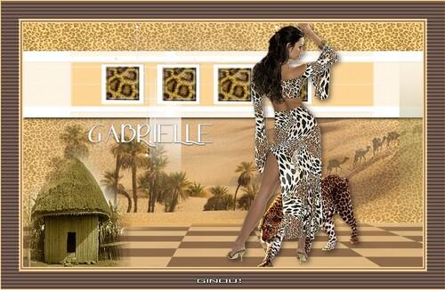 Gabrielle!