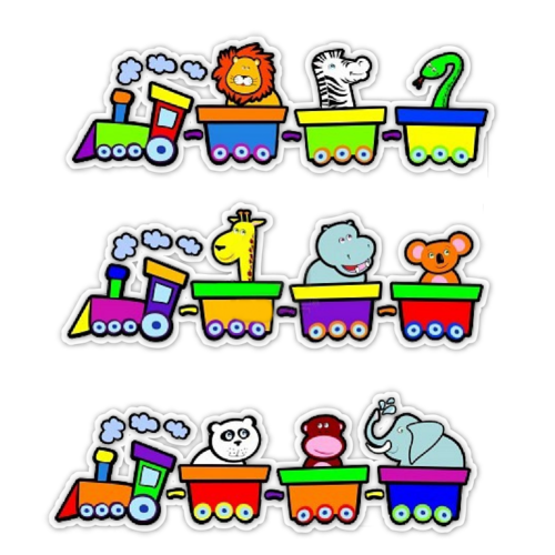 stickers divers