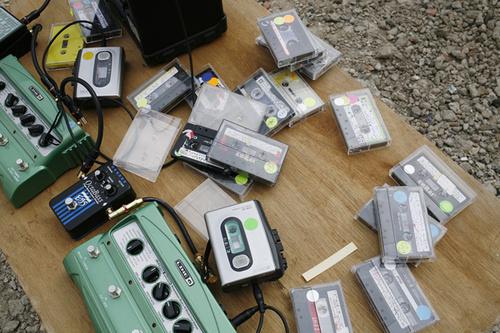 Aki Onda - Cassette Memories Vol. 3: South Of The Border (2012)