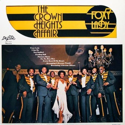 Crown Heights Affair - Foxy Lady - Complete LP