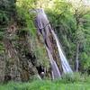 CAYLUS Lieu dit RAVAISON la cascade pétrifiante  mai 2017 photo mcmg82