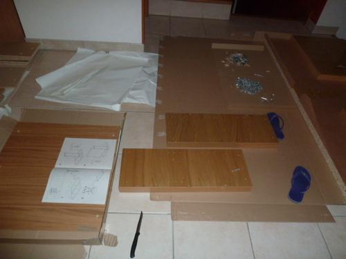 Aménager notre tête de lit..... chapitre 1