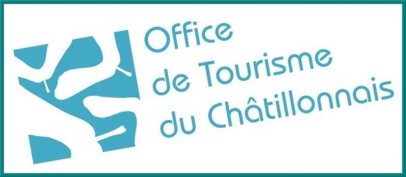 Message de l'Office du Tourisme du Châtillonnais....