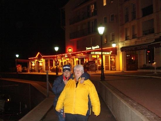 2 amérindiens à Sagy (95 - France) - séjour de Gilles et Louise d'octobre 2009 à février 2010