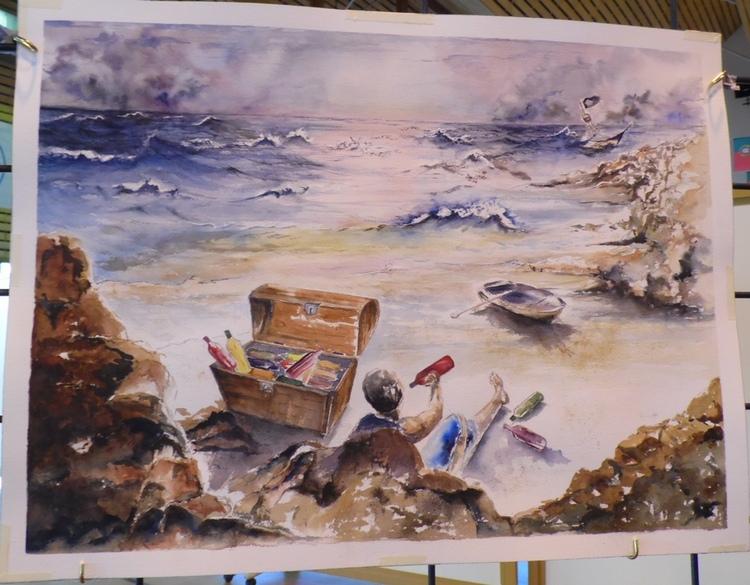 Concours de peinture amateurs             25
