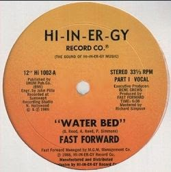 Fast Forward - Water Bed