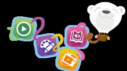 Application Badabim : des jeux faits pour les enfants
