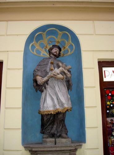 Saint Jean Népomucène († 1393)