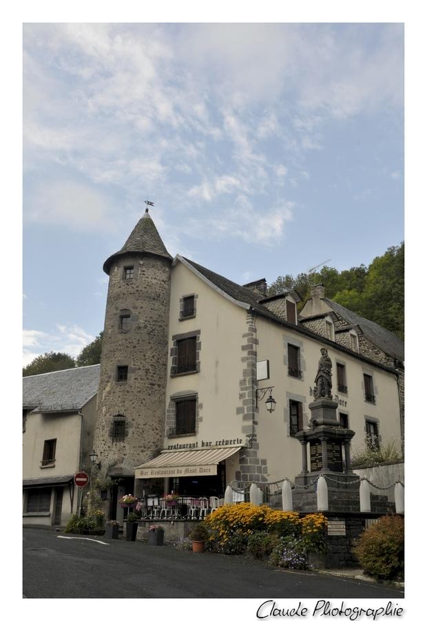 Orcival - Puy de Dôme - Auvergne - 18 Septembre 2014