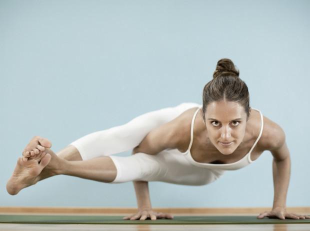 Бикрам йога целлюлита