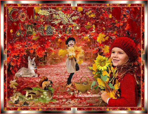 L'automne est la..