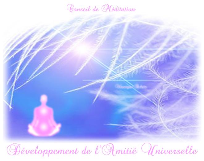 Exercice méditatif Août 2014