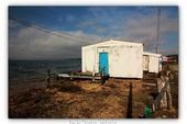 Cabanes de Pêcheurs et Étang de l'Ayrolle
