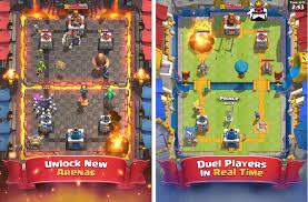 Jeux vidéos- Clash royal