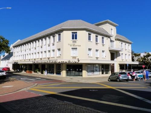 Stellenbosch, charmante ville coloniale