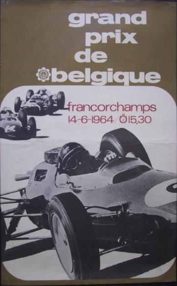 Bruce McLaren F1 (1964-1967)