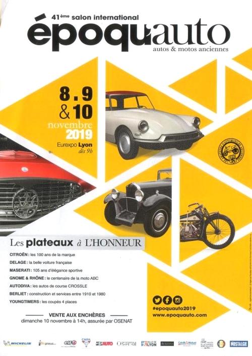 Manifestations de voitures miniatures et expositions de voitures rétro