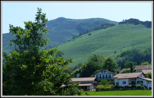 Ainhoa , un des plus beaux villages de France
