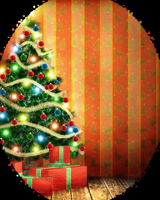"""Mes Tubes """"Ambiance de Noël"""" Série 3"""
