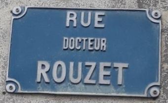 - Hommage à Jean ROUZET