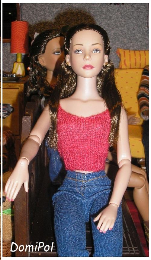 Tonner Doll_Euphemia basic brune