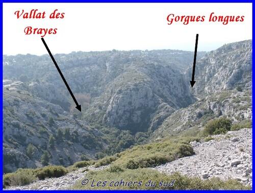 Le vallat des Brayes