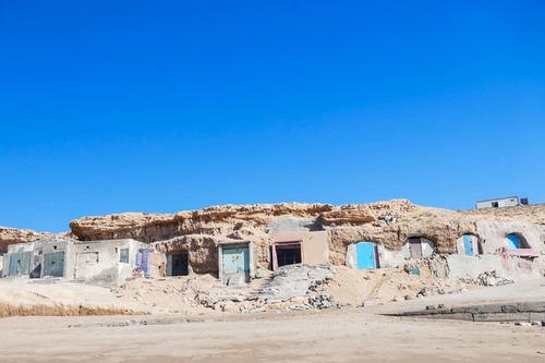 Aglou Plage et son village des pêcheurs
