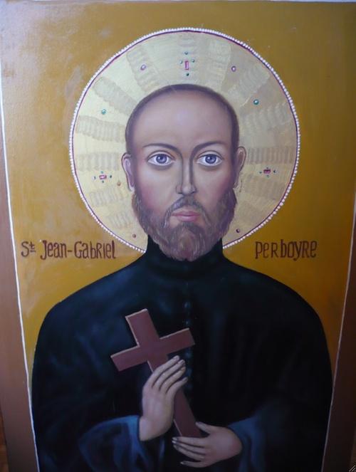 Icône de saint Jean-Gabriel Perboyre