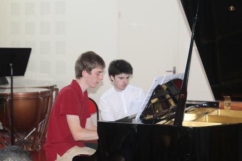 Master class avec Dimitri Malignan