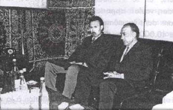 Docteur HASSANI Abdelkader ancien gardien MCA