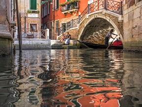 Les ponts de Venise ...