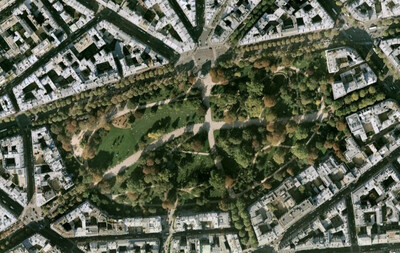 Qu'est-ce qui favorise l'accès aux espaces verts ? 4. La facilité d'orientation