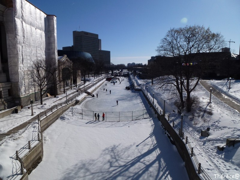 Ottawa le canal rideau (1)