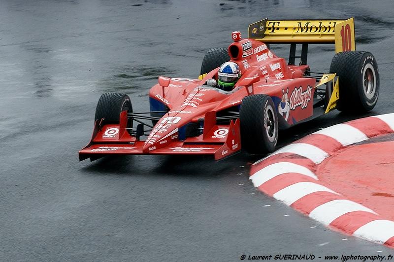 Indy Car - Itaipava São Paulo Indy 300 - Dario Franchitti (Kellogg's)