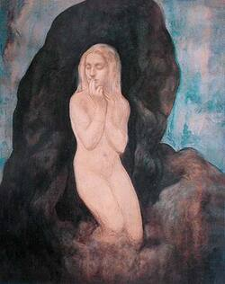 Khalil Gibran et ses peintures