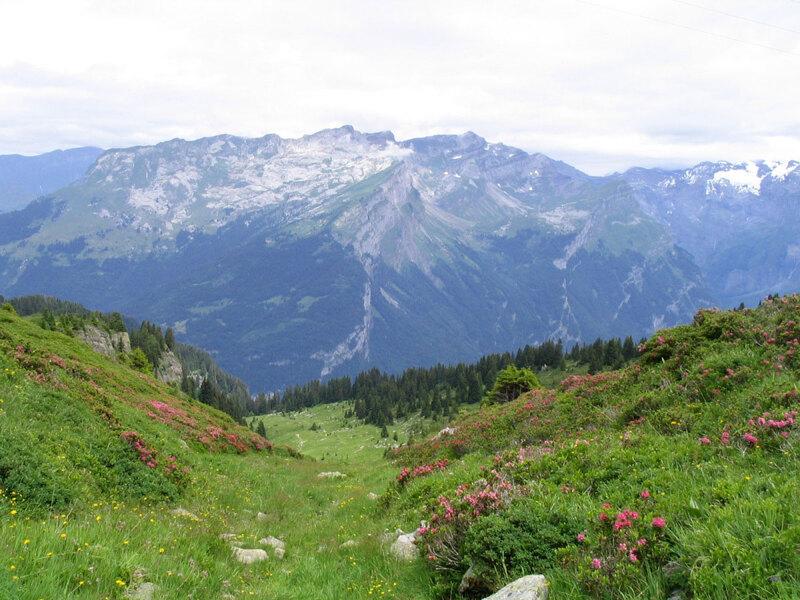 Randonnée au lac de Gers (3)