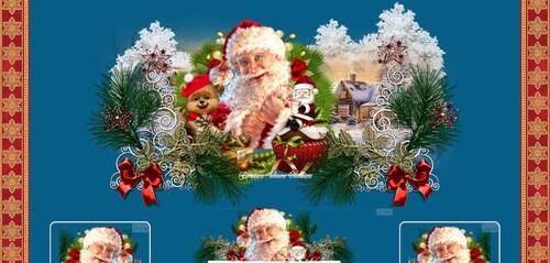 Kit père Noel