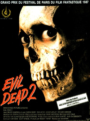 EVIL DEAD 2 BOX OFFICE