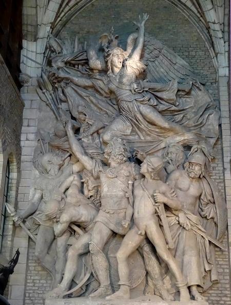 François Rude, sculpteur dijonnais...