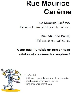 Rue Maurice Carême