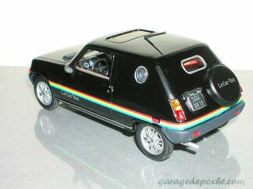 Renault 5 Le Car Van Heuliez 1979