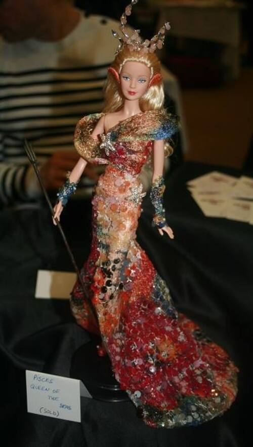 Barbie : Paris Fashion Doll Festival